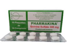 quinine-sulphate-300mg-10x10